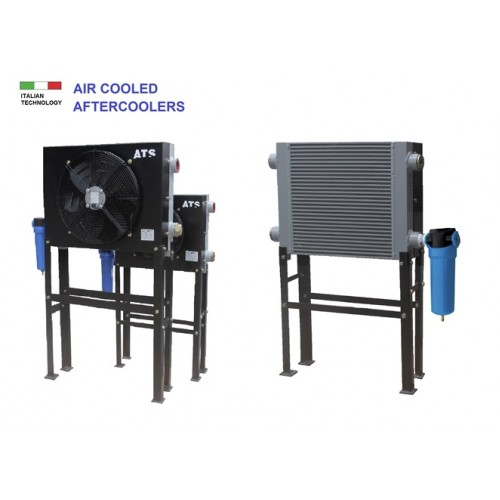 AIR COOLED - AFTER COOLER